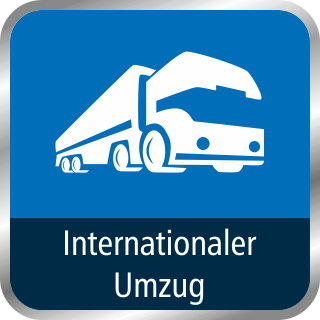 internationaler umzug